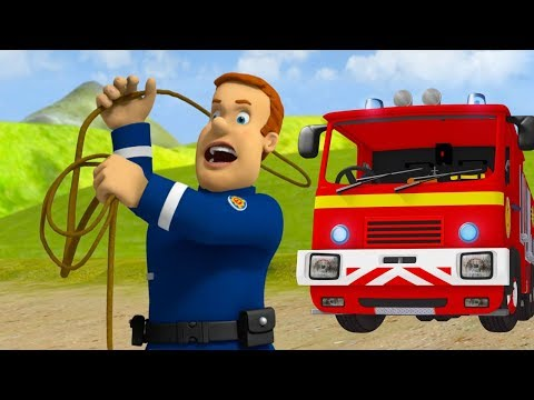 Fireman Sam US New Episodes  Shape up and Shine ⭐ Camping Saves  S10  🚒🔥 Cartoons for Children