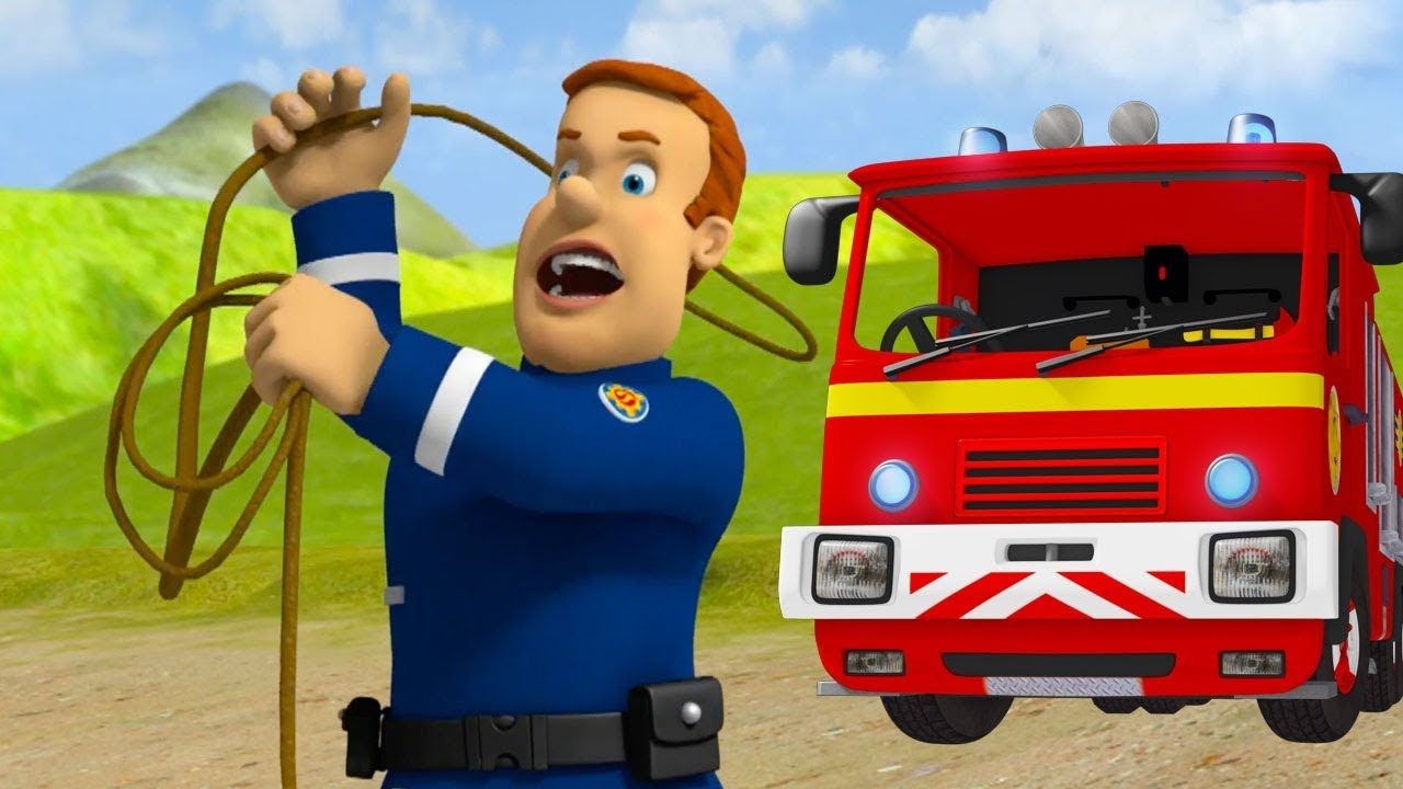 Download Fireman Sam US New Episodes | Shape up and Shine ⭐ Camping Saves - S.10  🚒🔥 Cartoons for Children