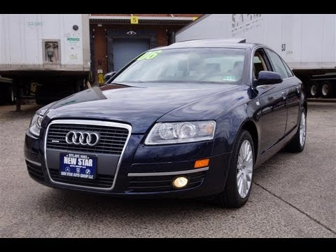2006 audi a6 3 2 fsi quattro sedan youtube. Black Bedroom Furniture Sets. Home Design Ideas
