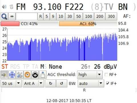 DXFM BN Radio @ Majevica Bosnia Hertegovina 395 km