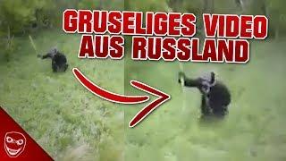 Gruselige Kreatur in Russland gefilmt! - Was steckt dahinter?