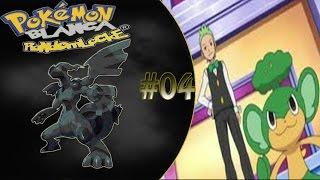 Pokemon Blanco Randomlocke Ep.4 - 1er Combate de Gimasio...(Help Me)