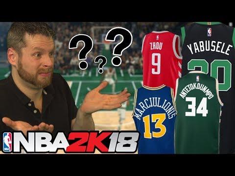NBA Names YOU Can't Pronounce!