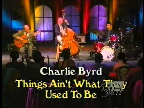 Charlie Byrd   Live performence
