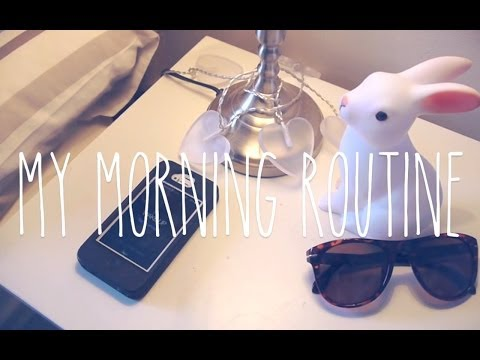 My Morning Routine | RoisinThora