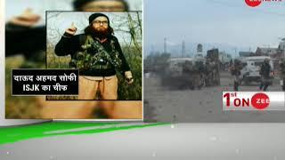 Deshhit: 4 terrorists in Anantnag encounter; J&K police suspect Islamic State role
