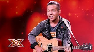 Байтерек Ерманов. X Factor Казахстан. Прослушивания. 7 сезон. Эпизод 1.