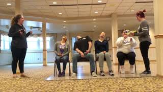 NWSRA Activity Center - Minute To Win It - Face Cookie Challenge