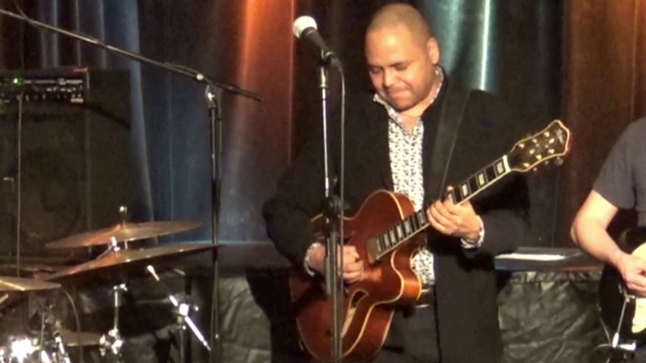 "Johan Leijonhufvud with David Haynes ""Jan Jan"" (Grant Green) - YouTube"