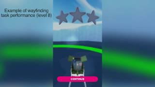 Пример мобильной видеоигры Sea Hero Quest