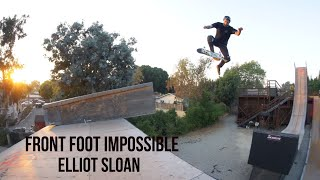 FRONT FOOT IMPOSSIBLE