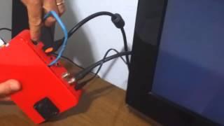 Transformando AZBOX Bravissimo TWIN em WIFI