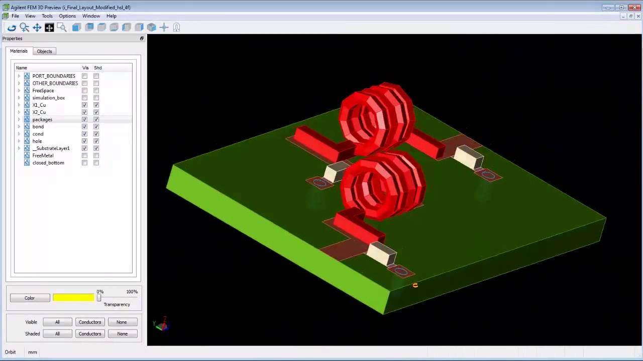 Optimizing Filter Performance Using Integrated 3d Em Simulation Simulated Inductor Circuit For Replacing The Passive Youtube