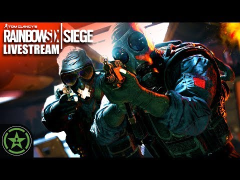 Rainbow Six Siege (For Real) - Live Stream