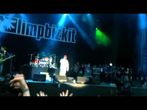 Limp Bizkit, My Way @ Download festival 160613