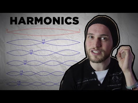 [Beats & Bobs #21] Harmonics and overtones, the basis of sound design - Music Theory 2 (VOSTFR)