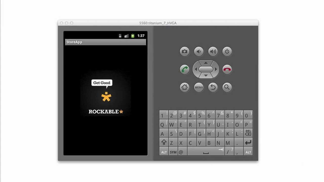 Storeapp v1 4 an appcelerator titanium mobile store for Titanium app templates