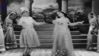 Aaya Basant Sakhi - Parul Ghosh, Arun Kumar - BASANT - Shammi Kapoor, Nutan