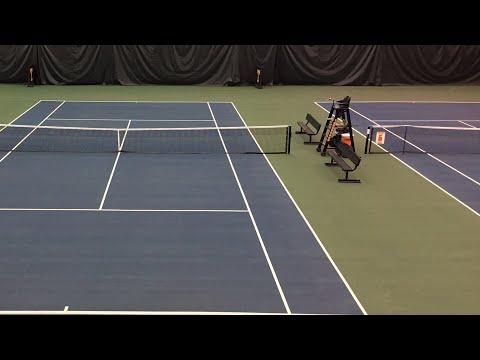 Court 3: Tenika Mcgiffin & Chelsea Sawyer vs. Sullivan & J. Cao (Memphis)