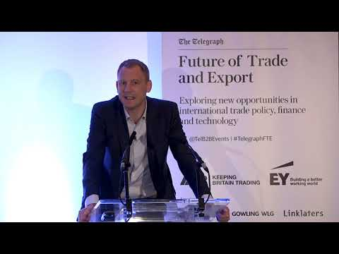 Five trends reshaping the global trade environment