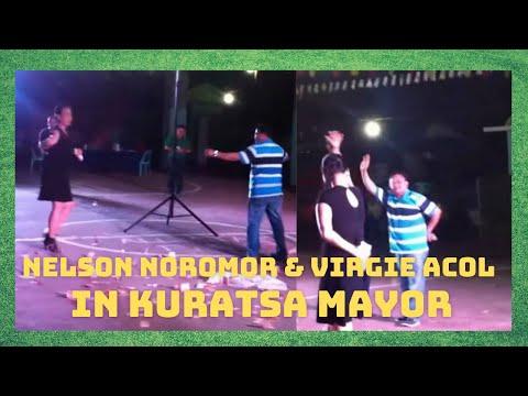 Nelson Noromor Vs. Verginia Acol in Kuratsa Mayor