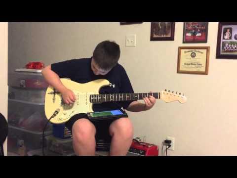 Bluebonnets by Aaron Watson performed by Patrick Slafko