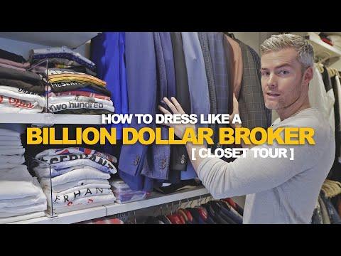 Billion Dollar Broker's Closet Tour | Ryan Serhant Vlog #94