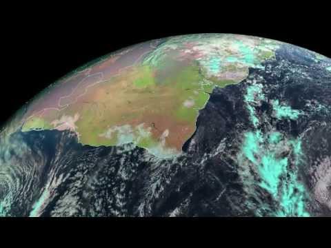 วิชาโลกดาราศาสตร์อวกาศ - หลักของการพยากรณ์อากาศ