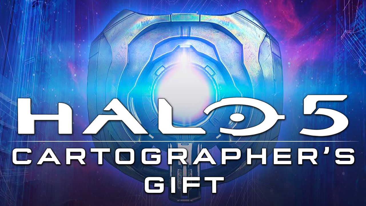Halo 5: Guardians - Cartographer's Gift Update! FORGE, NEW REQs ...