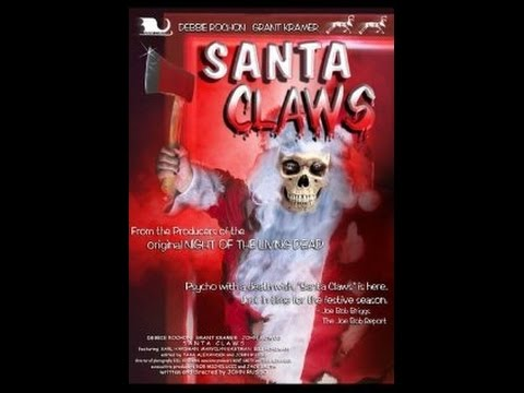 """Movies to Watch on a Christmas Afternoon- """"Santa Claws (1996)"""" - YouTube"""