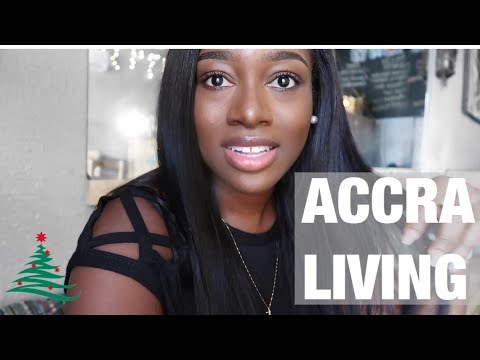 ACCRA LIFE IN A WEEKEND | AKAI VLOGS #02