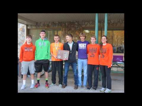 Copy of Wirt County High School Cross Country - 2014