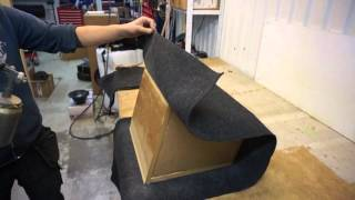 Hur man bygger en baslåda | Backes Ljudbyggeri