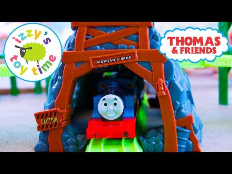 Thomas and Friends Mystery Grab Bag with Trackmaster and Brio! Fun Toy Trains  and Children!