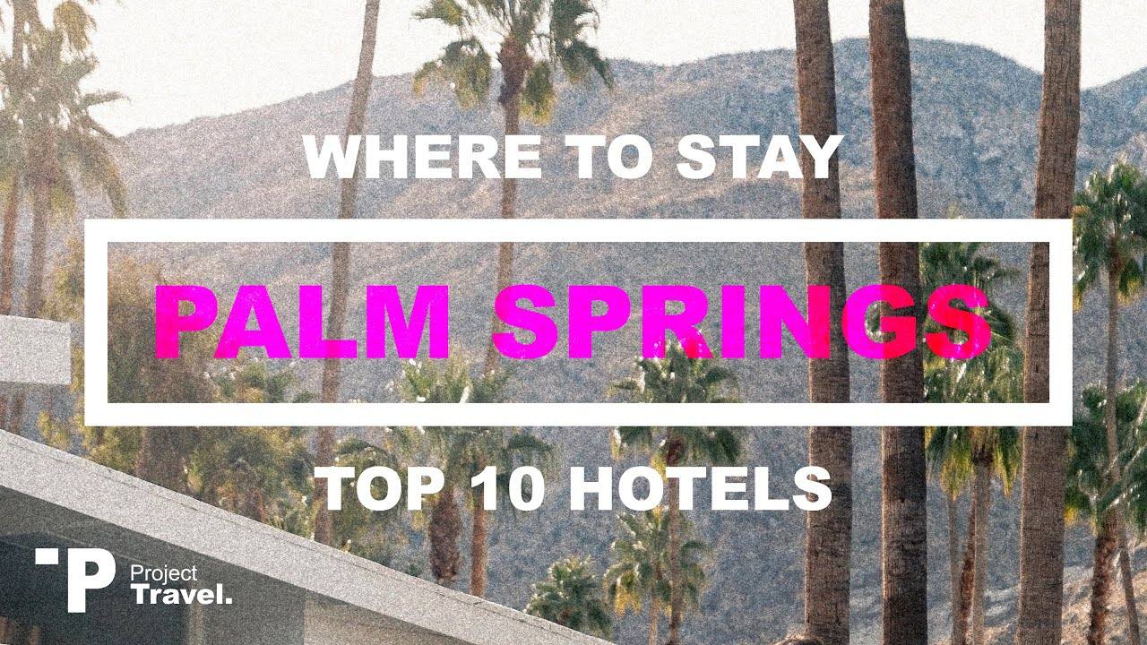 Find Places to Stay in Rancho Mirage | Greater Palm Springs