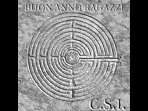 CSI- Buon Anno Ragazzi