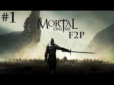 Mortal Online Tutorial ITA (2018) – Il Personaggio Perfetto per Giocare Gratis – Ep#1