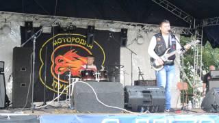 Сектор Газа - Наркоман, кавер от группы Чёрный Вторник на фестивале