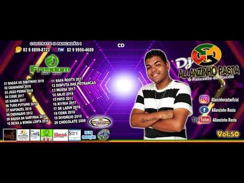 CD DJ ALLANZINHO RASTA VOL 50 COMPLETO