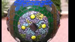 Beautiful Mosaic Designs By Crystal Diamond Designs