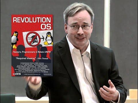 Revolution OS - Documentário sobre GNU/Linux - Legendado em PT-BR
