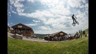BMX LONG JUMP RETURNS!
