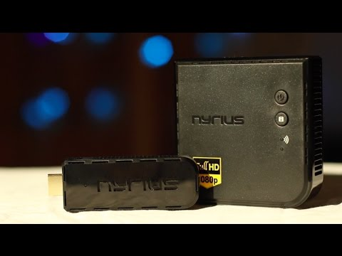 Nyrius Aries Pro - Cheap Wireless HDMI - Unboxing and Test