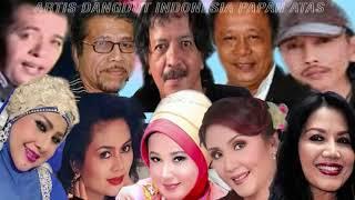 Lagu Dangdut Lama - Artis Dangdut Senior Terkenal