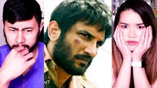 SONCHIRIYA | Sushant, Bhumi P, Manoj B, Ranvir S | Trailer Reaction!