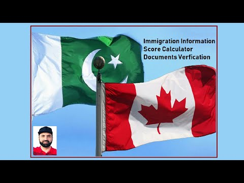 Skilled Immigration To Canada For A Pakistani [Urdu Recording]
