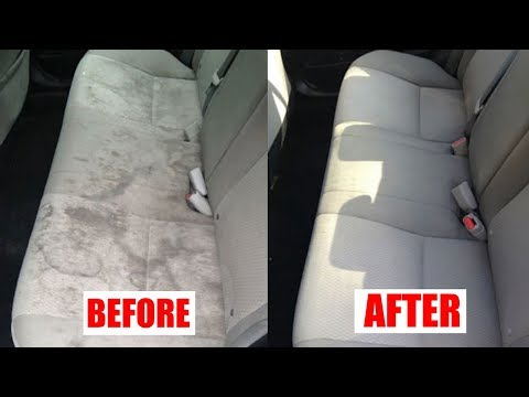 13 Genius Car Cleaning Hacks