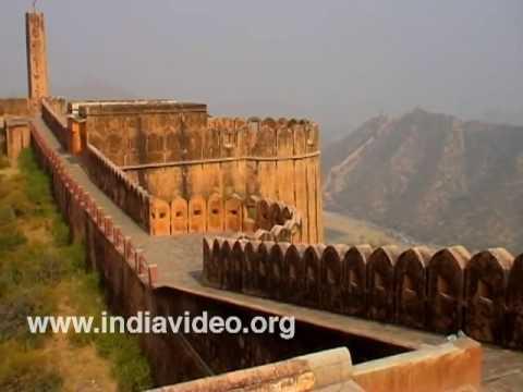 Jaigarh Fort at Jaipur