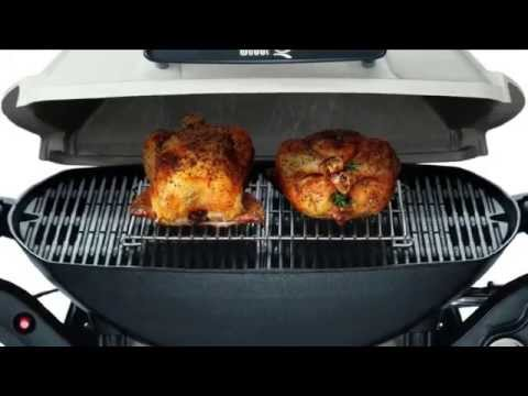 Weber Q 1000 1-Burner Portable Propane Gas Grill in ...