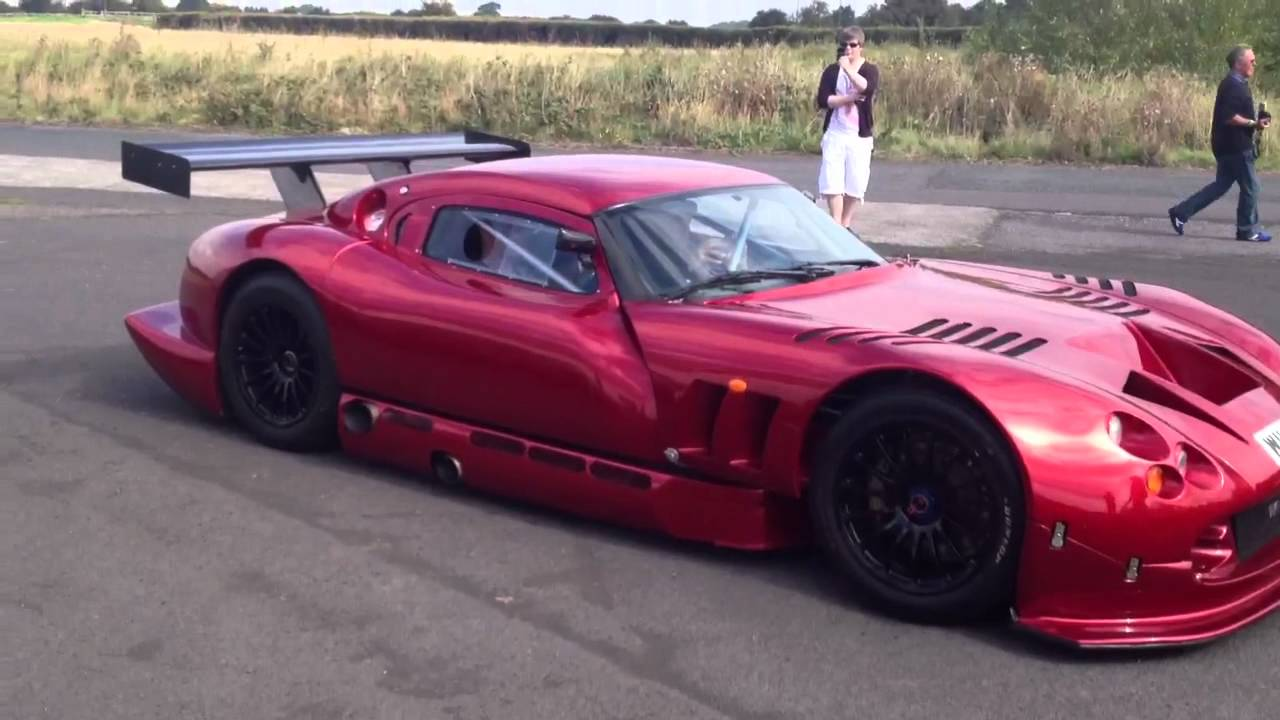 Tvr Cerbera Speed 12 Bng 2012 Youtube